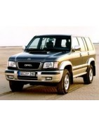 Opel Monterey A Restyling 1998 - 1999